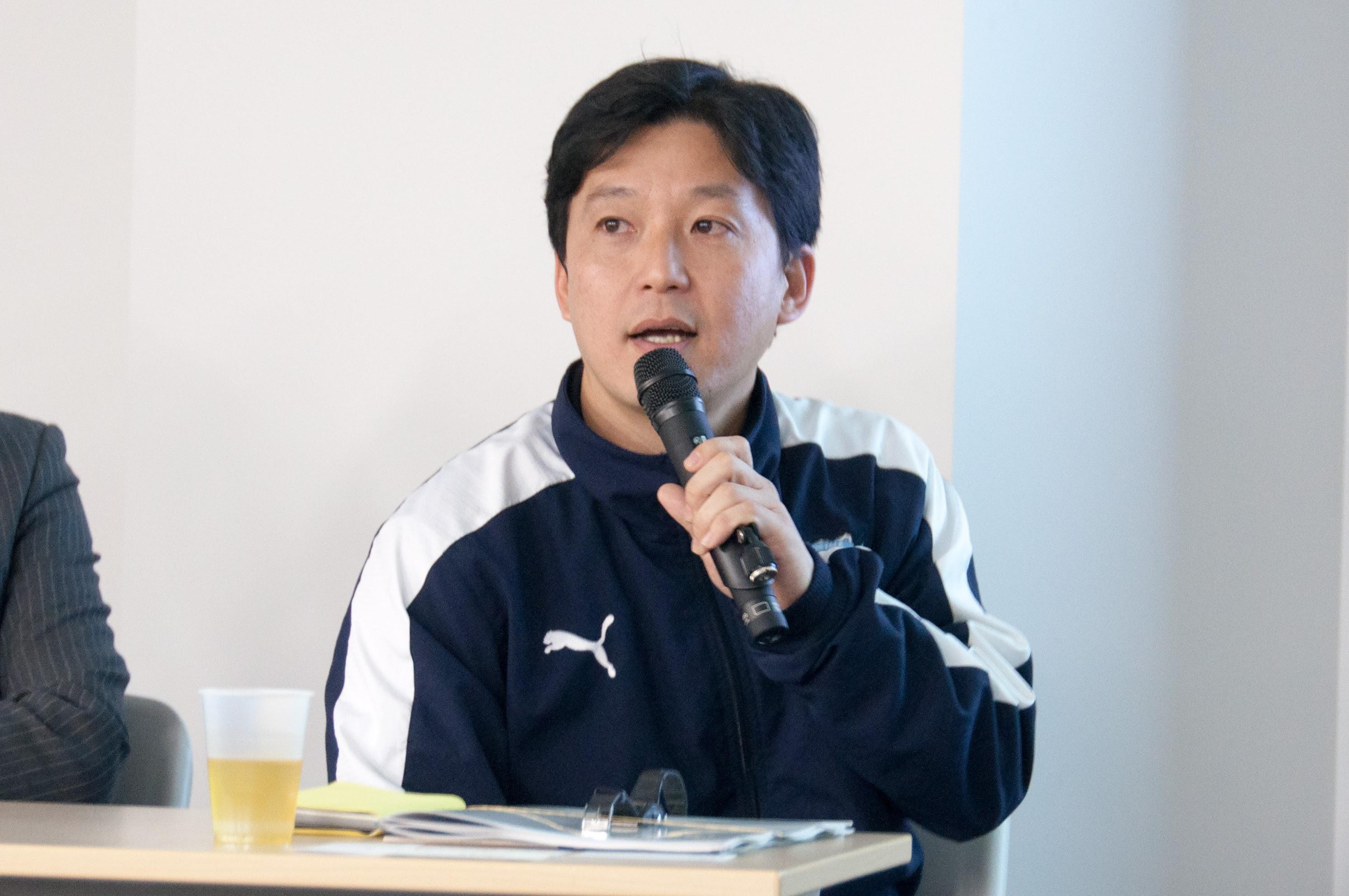 川崎フロンターレ サッカー事業部・プロモーション部 部長 天野春果さん