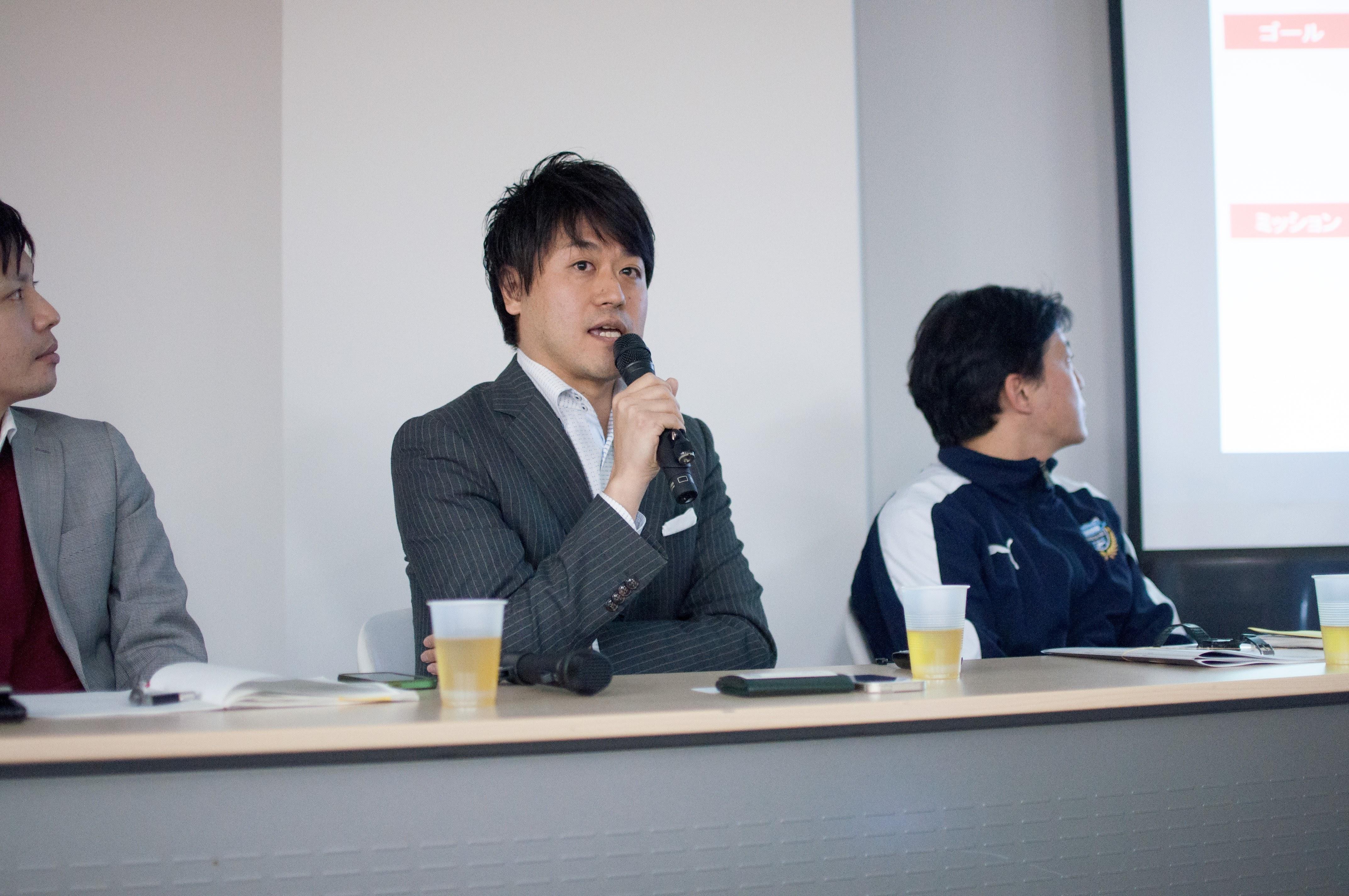 一般社団法人復興応援団 理事 兼マーケティングディレクター 佐藤秀一さん