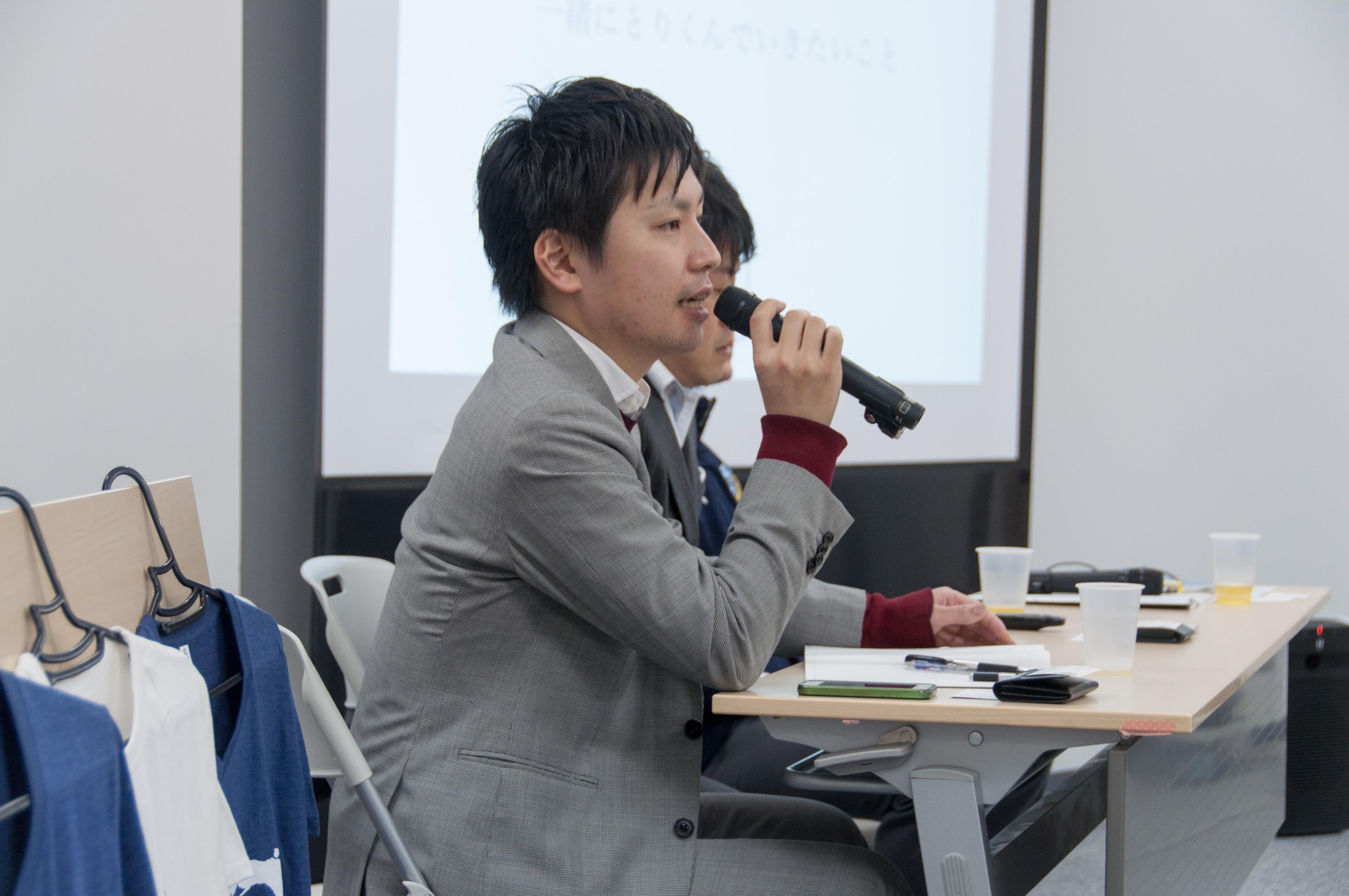 株式会社Plainovation代表およびNPO法人郡山ペップ子育てネットワーク企画部長 菅家元志さん